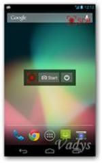 Скриншоты к SCR Screen Recorder Pro 0.19.13 alpha (2014) Android
