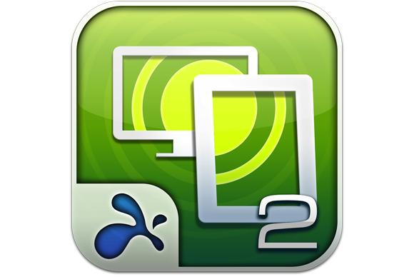 Splashtop 2 - Remote Desktop HD (iOS)