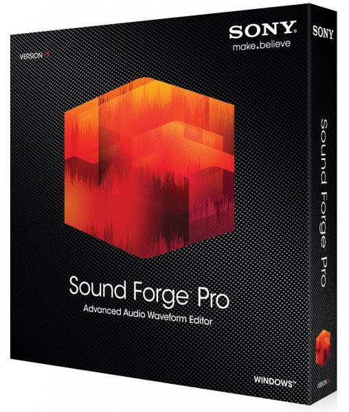 Sony Sound Forge Pro 11.0 Build 234 RePack/Portable by D!akov (Тихая установка)