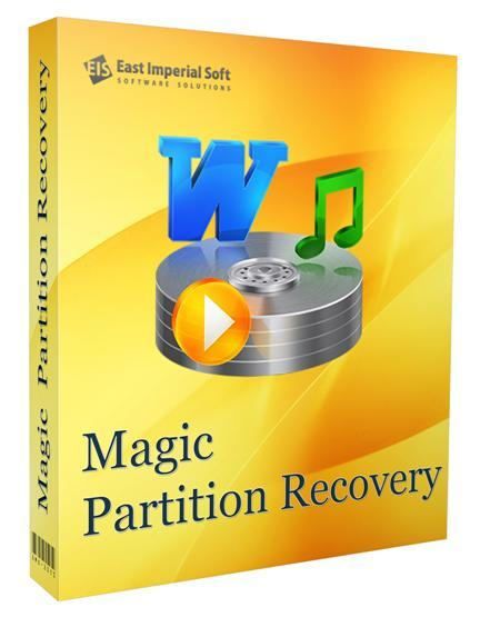 Magic Partition Recovery 2.1 portable by Dilan