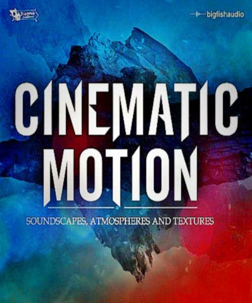 Dieguis Productions - Cinematic Motion (WAV)