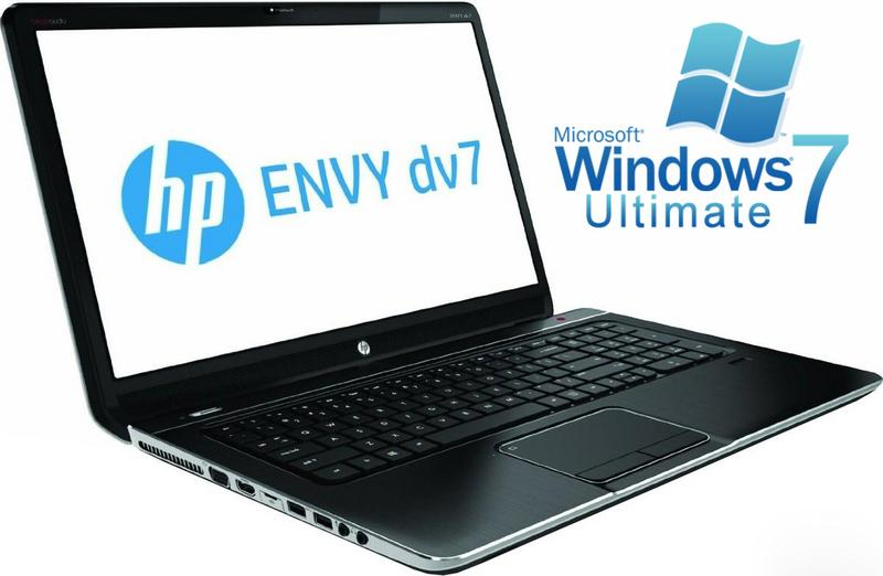 Драйвера HP ENVY dv7 7353 sr Windows 7 x64