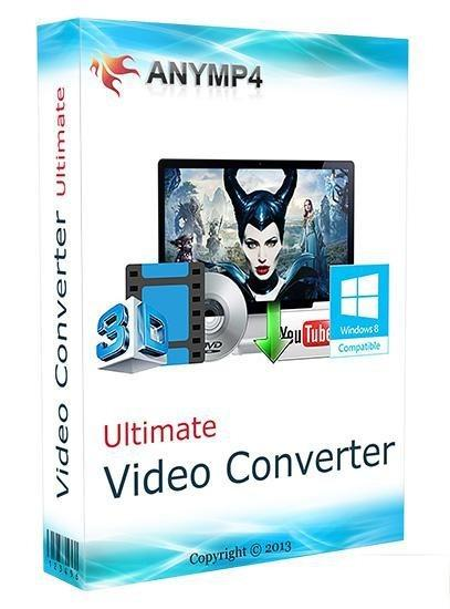 AnyMP4 Video Converter Ultimate 6.3.8