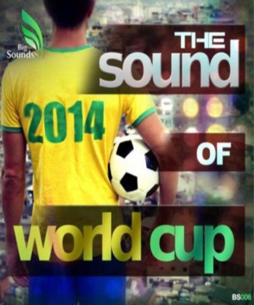 Big Sounds - The Sound of World Cup (WAV, MIDI)