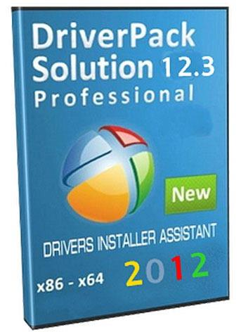 "DriverPack Solution 12.3 ""build:2012/06/11:R250"""