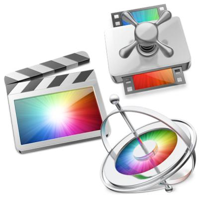 Apple Final Cut Pro X 10.1.4, Motion 5.1.2 & Compressor 4.1.3 [Multi]