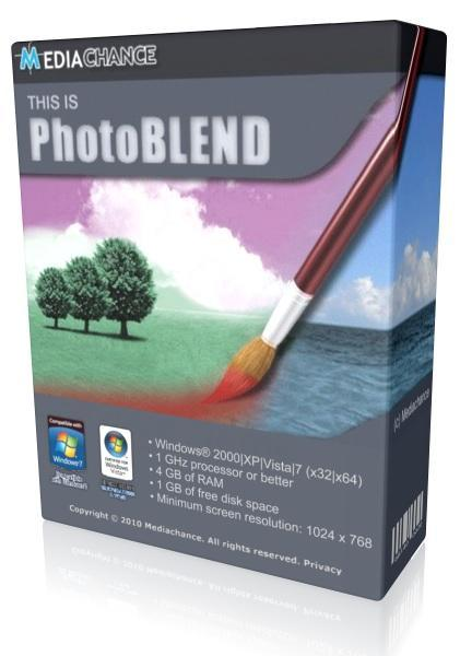 Mediachance Photo Blend 3D 2.0.1 Rus