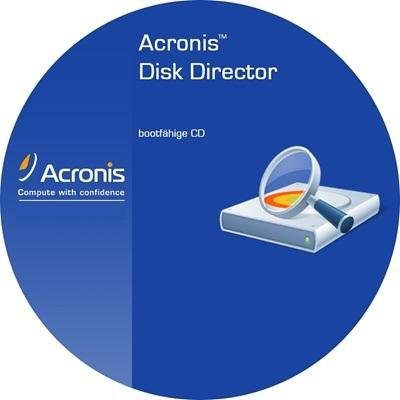 Acronis Disk Director 12 Build 12.0.3219 (Bootable ISO)
