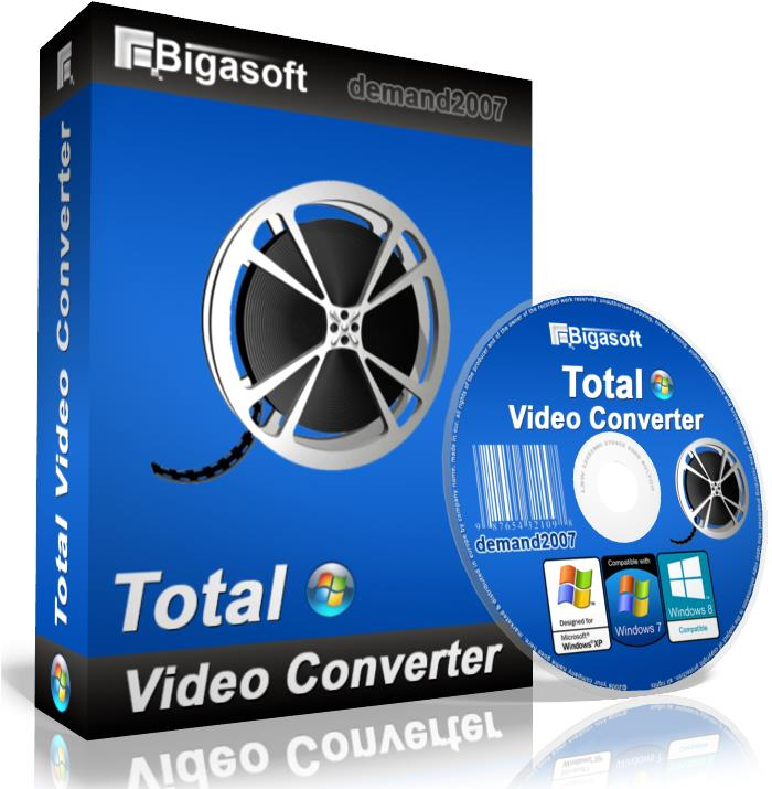 Bigasoft Total Video Converter 3.7.30.4806 (Multi/Rus)