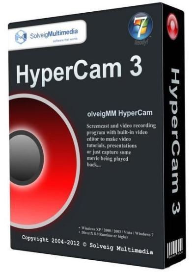 SolveigMM HyperCam 3.6.1403.19 DC 26.03.2014 Multilingual Portable
