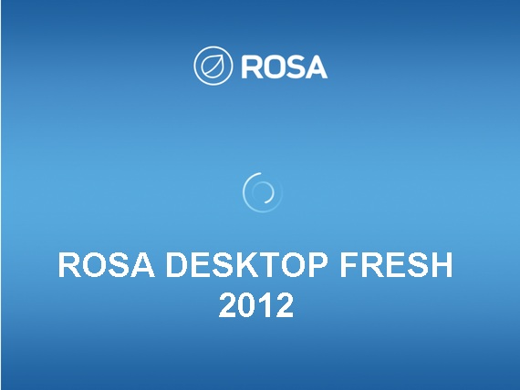 ROSA Desktop Fresh 2012