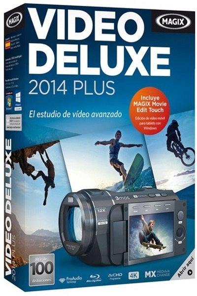 MAGIX Video Delux 2014 Plus 13.0.2.8 Rus