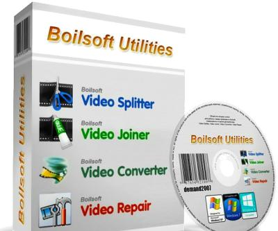 Boilsoft Utilities Portable (2013)( rus)