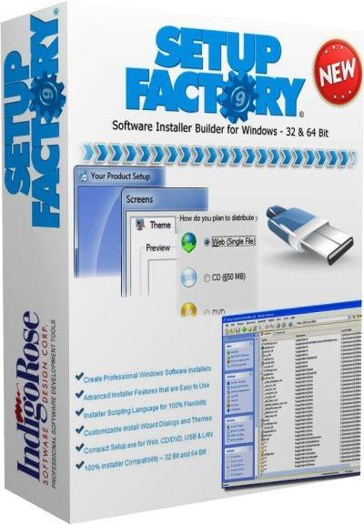 Setup Factory 9.2 Rus Portable by KGS