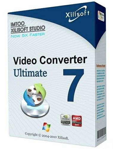 Xilisoft Video Converter Ultimate 7.7.2 Build 20130508