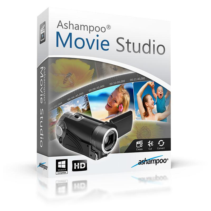 Ashampoo Movie Studio 1.0.5.5+ Portable by Maverick
