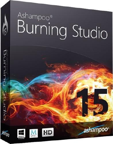 Ashampoo Burning Studio 15.0.4.4 RePack by Diakov