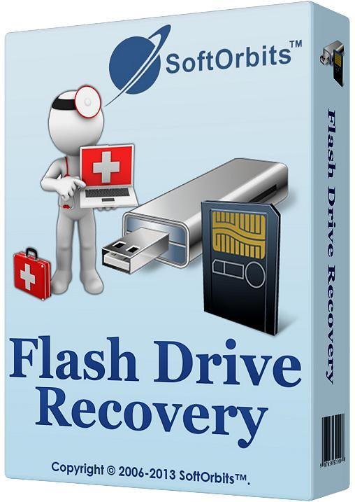 SoftOrbits Flash Drive Recovery 2.1
