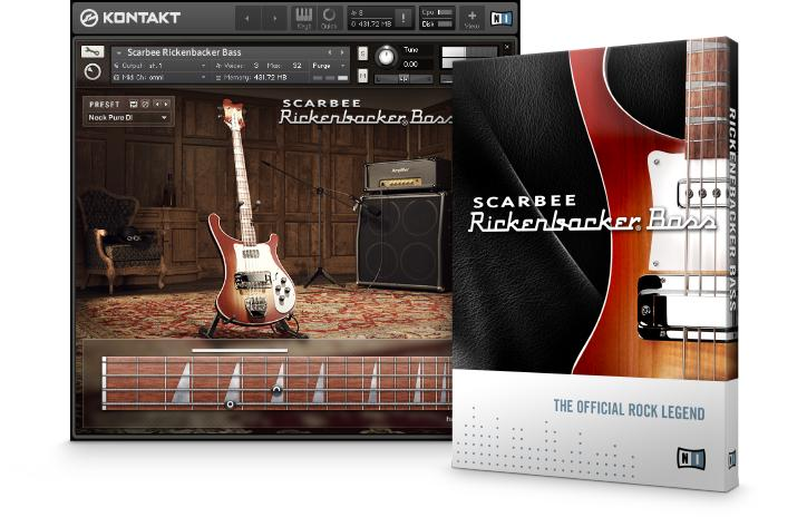 scarbee basses