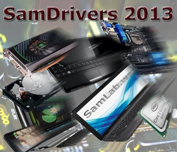 SamDrivers 13.13 Full/DVD от 02.12.2013