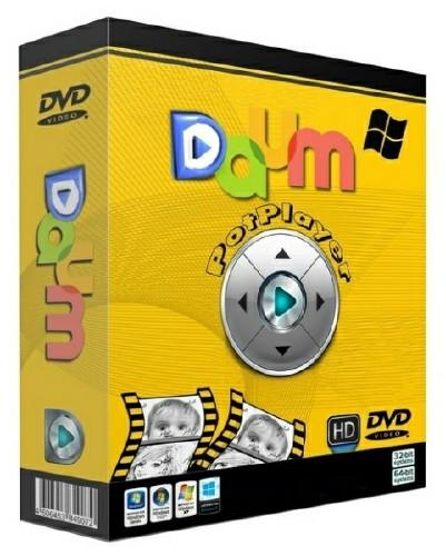 DAUM PotPlayer 1.6.47450 Final RePack by D!akov