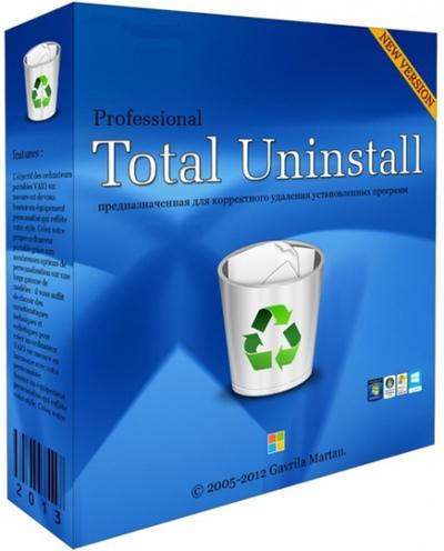 Total Uninstall 6.3.4 Portable