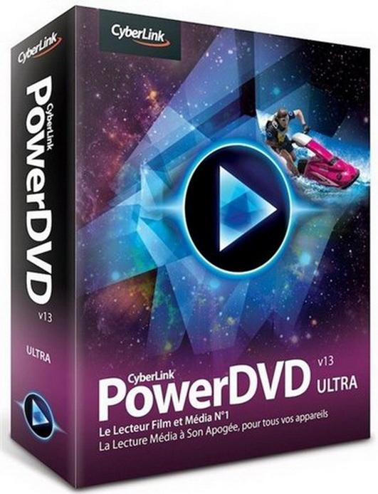 CyberLink PowerDVD Ultra 13.0.2720.57 (RePack)