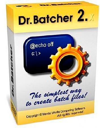 Dr.Batcher Business Edition 2.3.1 Rus portable