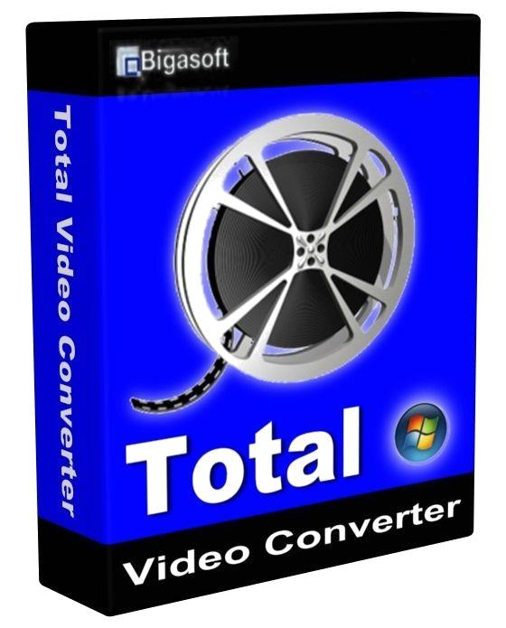 Bigasoft Total Video Converter 3.7.31.4806 Rus