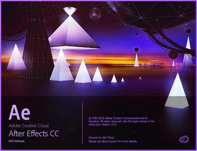 Adobe After Effects CC v.13.5 (2015) PC