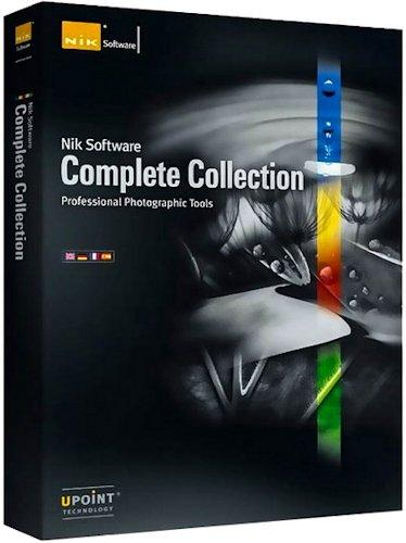 Google Nik Software Complete Collection 1.2.9 (2015) PC