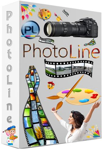 PhotoLine 19.50 (2015) PC | Portable by Spirit Summer