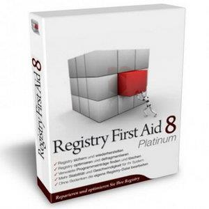 Registry First Aid Platinum 9.1.0 Build 2157 Multilingual (x86)