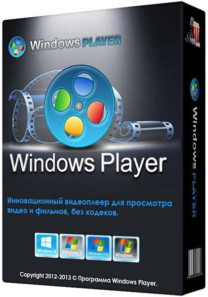 WindowsPlayer 2.7.0.0 + Portable