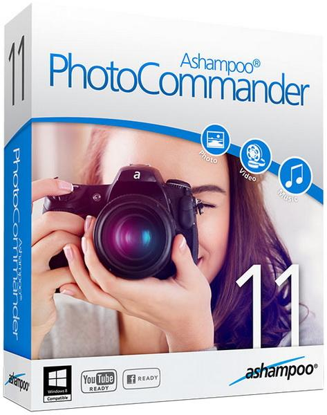 Ashampoo Photo Commander 11.0.2 Rus RePack /Portable by D!akov (Тихая установка)