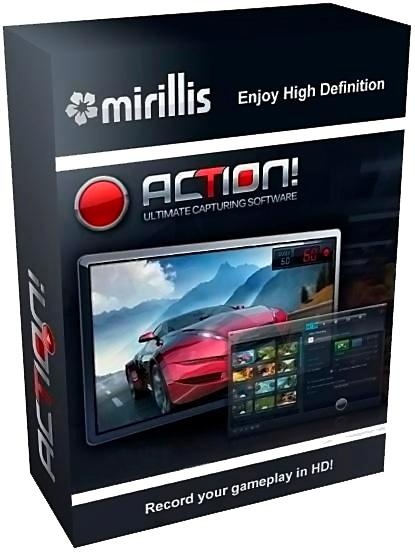 Mirillis Action! 1.17.4 Final