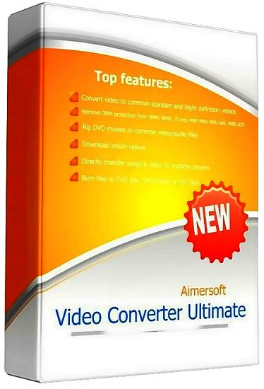 Aimersoft Video Converter Ultimate 6.4.3.0 Final (2015) PC
