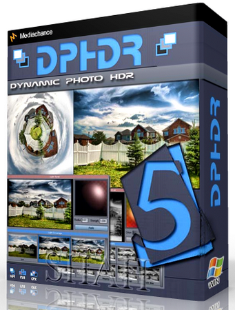 MediaChance Dynamic Photo HDR 6.1 (2018) PC