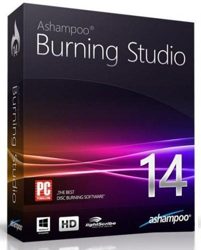 Ashampoo Burning Studio 14 Build 14.0.5.10 Final
