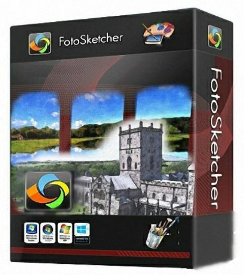 FotoSketcher 2.75 Final + Portable