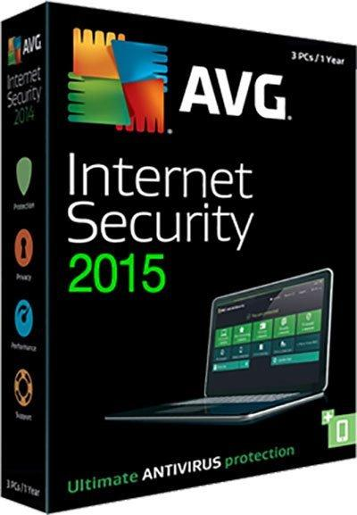 AVG Internet Security 2015 15.0.5645