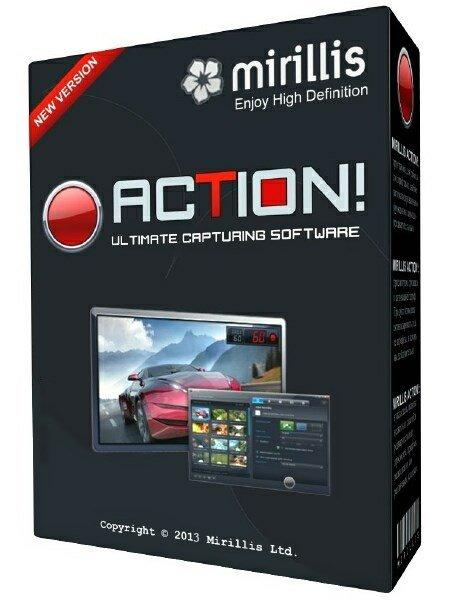 Mirillis Action! 1.16.1.0 RePack by D!akov (Тихая установка)