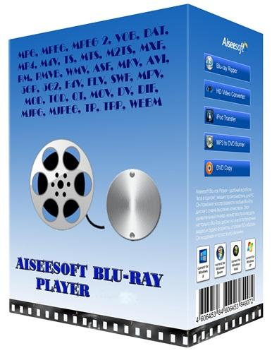 Aiseesoft Blu-ray Player 6.2.20 + Rus