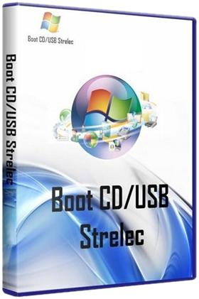 Boot CD/USB Sergei Strelec 2013