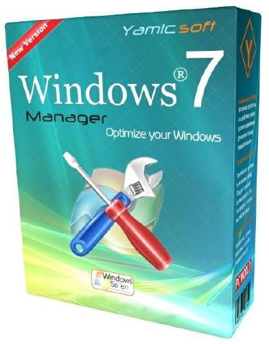 Windows 7 Manager 5.0.8 RePack by KpoJIuK