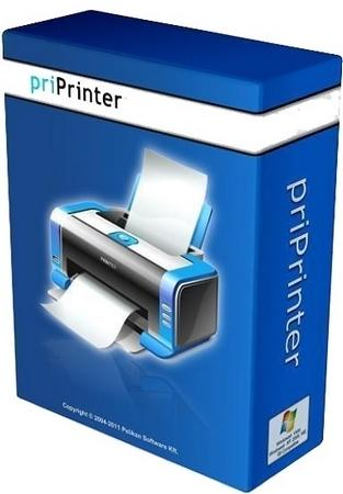 priPrinter Professional 6.3.0.2363 Final (2015) PC | RePack by KpoJIuK