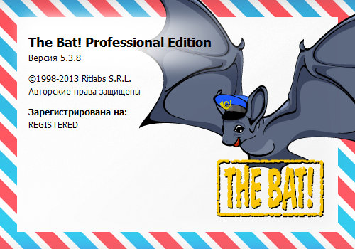 The Bat! Professional 5.3.8 Final Rus + RePack/Portable (Тихая установка)