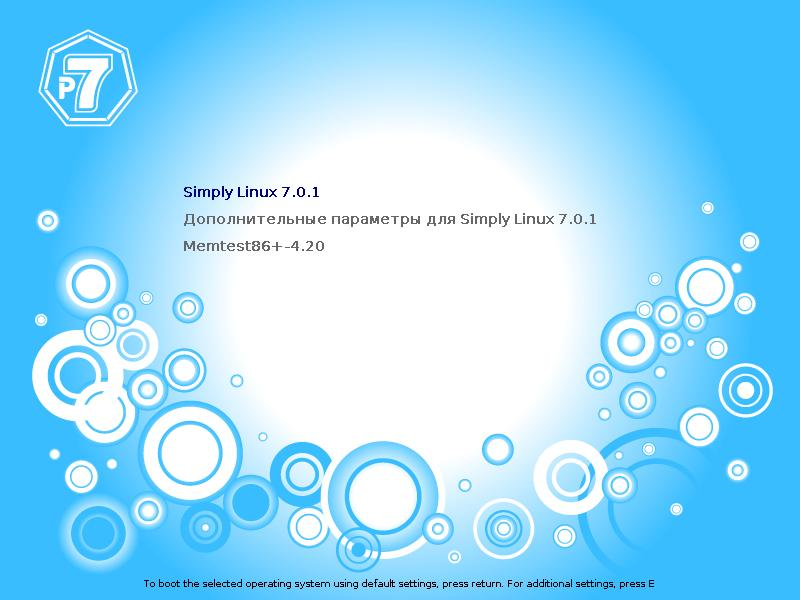 Simply Linux 7.0.1(Based on ALT Linux)