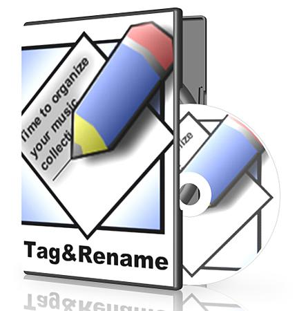 Tag&Rename 3.9.1 (2015) PC | RePack & Portable by Trovel