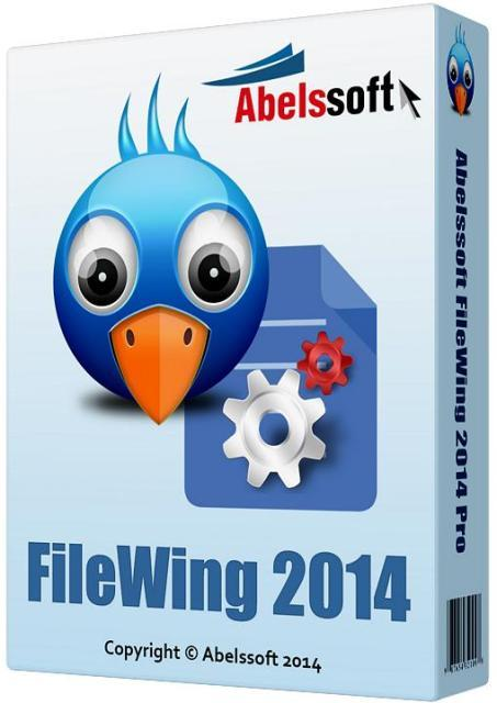 Abelssoft FileWing 2014 Pro 2.6 Retail ML/Rus